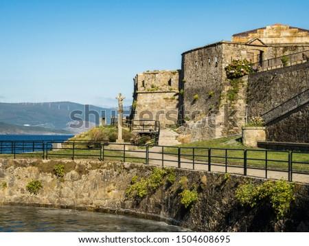 San Carlos Castle in Finisterre - Spain #1504608695