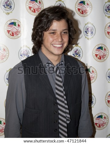SAN DIEGO, CA - NOVEMBER 22:  Ricky Ullman attends the 3rd annual Evening with the Stars prior to the 62nd annual Mother Goose Parade November 22, 2008 in San Diego, CA