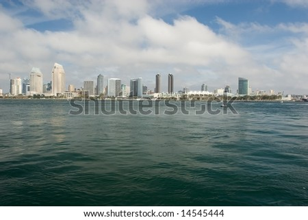 San Diego is a coastal Southern California city located in the southwestern corner of the continental United States.