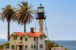 San Diego, Point Loma Lighthouse, California