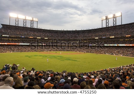 San Francisco Baseball stadium