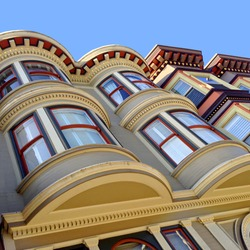 San Francisco home architecture