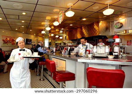 San francisco may 17 2015 classic american diner in san for American cuisine in san francisco