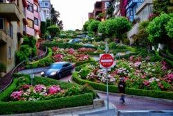 San Francisco Road USA