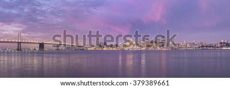 San Francisco Sunrise Сток-фото ©