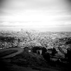 San Francisco Through The Holga