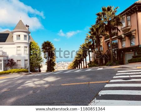 San Fransico, California Сток-фото ©