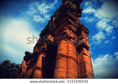 san ignacio ruins  old jesuits...