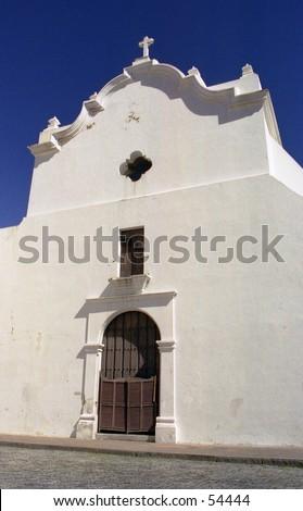 San Jose Church located in San Juan, Puerto Rico.