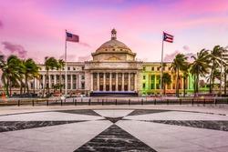 San Juan, Puerto Rico capitol.
