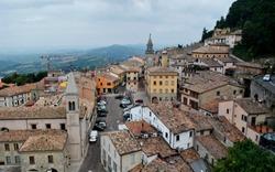 San Marino City View