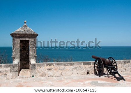 San Miguel Fort, Campeche (Mexico)