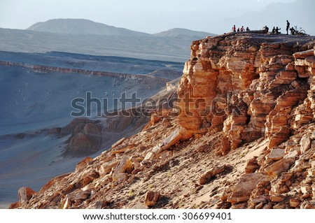 Photo of  San Pedro de Atacama desert