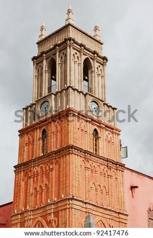 San Rafael Church, San Miguel de Allende (Mexico)