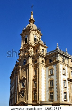 San Sebastian church, Spain