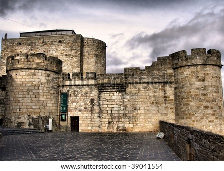Sanabria castle
