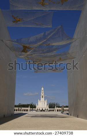 Sanctuary Fátima - Portugal - Europe