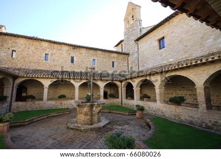 sanctuary of San Damiano - Assisi