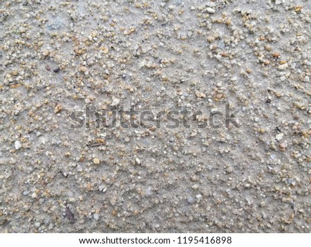 sand​ after​ rainy​ #1195416898
