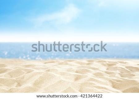 sand and beach  #421364422