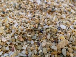 Sand and sand grains