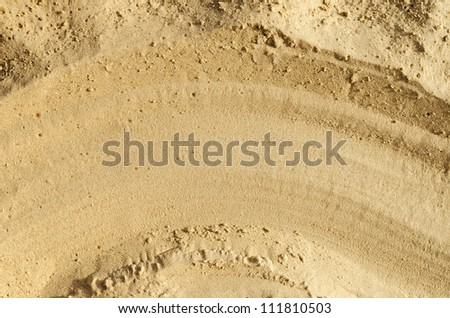 sand as background