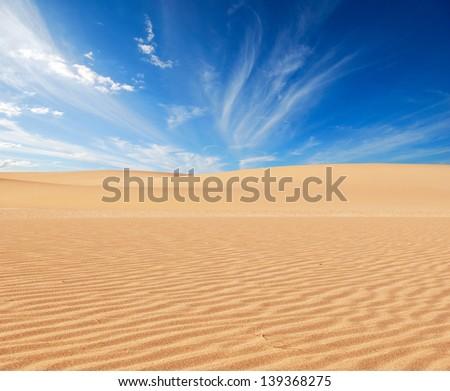 sand desert #139368275