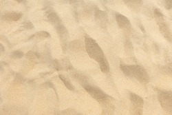 Sand nature texture, Beach sand dune of background.