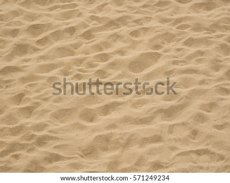sand on the beach back ground #571249234