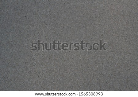 Sand surface or beach surface