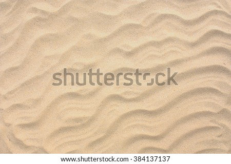 Sand Texture. Brown sand. Background from fine sand. Sand background #384137137