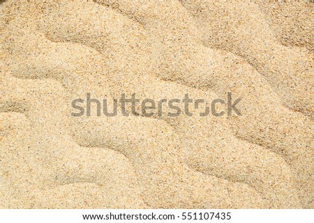 Sand Texture, Sand background, Fine sand #551107435