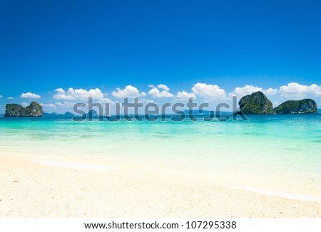 Sands of White Beach Holiday