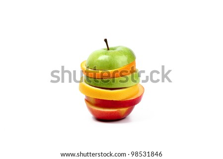 sandwich fruit