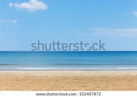 Sandy Beach #102407872