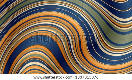 sandy brown, dark slate gray and gray gray wavy motion background. Wave Backdrop can be used for wallpaper, poster or creative concept design.