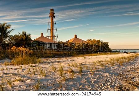 Sanibel Island Lighthouse in Sanibel Island, Florida