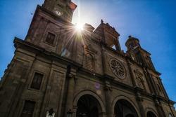 Santa Ana Cathedral in Las Palmas de Gran Canaria