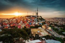 Santa Ana Hill Guayaquil