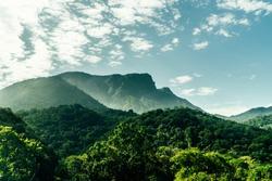 Santa Catarina Coast Hills, Brazil