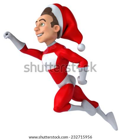 Santa claus - Shutterstock ID 232715956