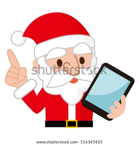 Santa Claus and SmartMedia