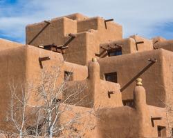Santa Fe New Mexico Architecture