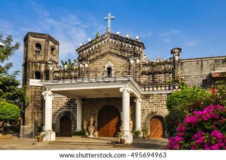 Santa Isabel Parish Church, Spanish Colonial Era - Malolos City, Bulacan, Philippines