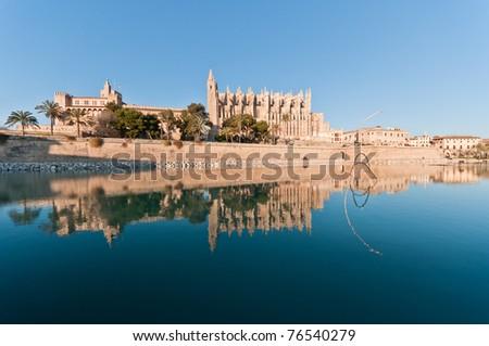 Santa Maria Cathedral, Palma de Mallorca, Spain