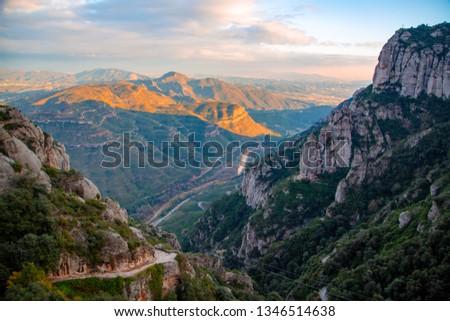 102bc62de9 Santa Maria de Montserrat abbey in Monistrol