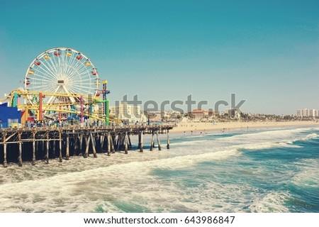 Santa Monica #643986847