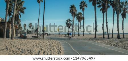 Santa Monica  pier, LosAngeles #1147965497