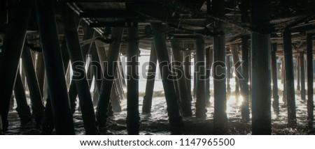 Santa Monica  pier, LosAngeles #1147965500