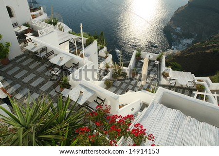Santorini Luxury Resort